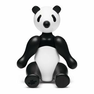 Soška z masivního bukového dřeva Kay Bojesen Denmark Pandabear