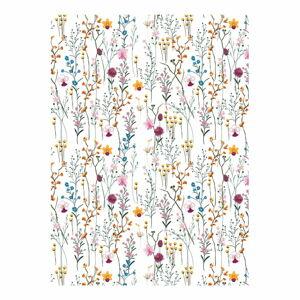 Balící papír eleanor stuart Floral No. 7 White
