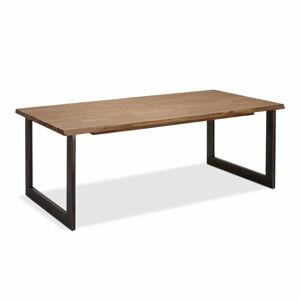 Jídelní stůl s deskou z akáciového dřeva Furnhouse Mallorca, 180 x 90 cm