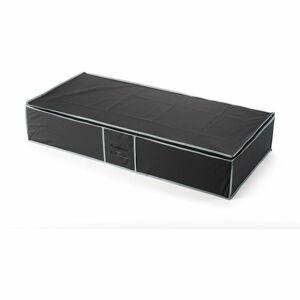 Černý úložný box pod postel Compactor Underbed Box