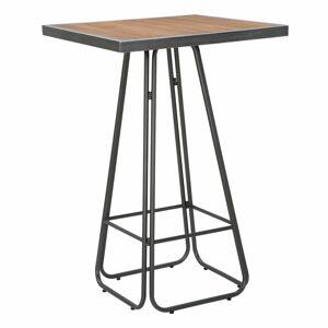 Barová stolička Mauro Ferretti Dublin Square, výška106cm