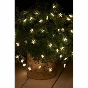 Světelný LED řetěz Sirius Trille Green, délka 390 cm