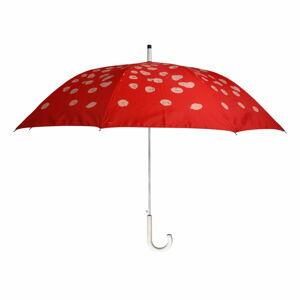 Červený deštník Esschert Design Muchomůrka