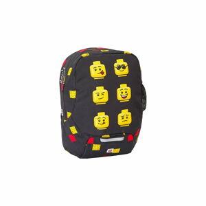 Černý batoh do školky LEGO® Faces Black