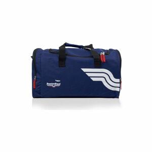 Modrá sportovní taška American Travel Boston