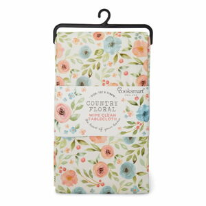 Ubrus Cooksmart ® Country Floral, 178 x 132 cm