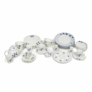 36dílná sada nádobí z porcelánu Kütahya Porselen Farmer