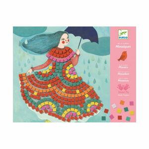 Pestrobarevná mozaika Djeco Na párty