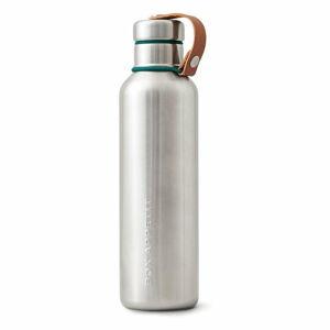 Oceánově modrá 2stěnná termolahev z nerezové oceli Black+Blum Insulated Vacuum Bottle, 750ml