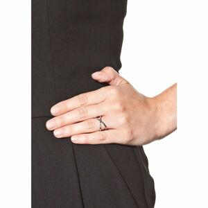 Dámský prsten ve stříbrné barvě NOMA Dora