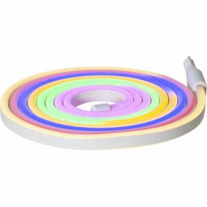 Venkovní světelný řetěz Best Season Rope Light Flatneon, délka 500 cm
