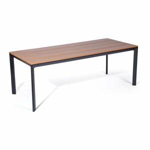 Zahradní stůl s artwood deskou pro 8 osob Le Bonom Thor, 205 x 90 cm