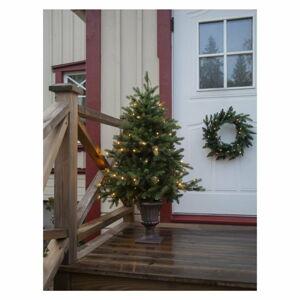 Umělý vánoční stromeček s LED osvětlením Star Trading Byske,výška120cm