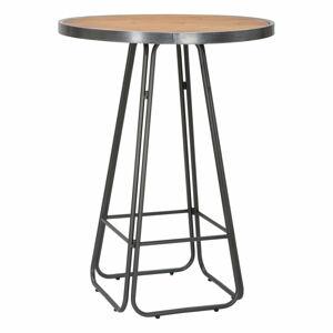 Barová stolička Mauro Ferretti Dublin Round, výška106cm