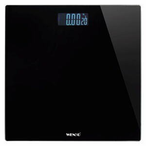 Černá osobní váha Wenko